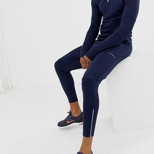 ASOS 4505 super skinny training sweats w/ zip cuff